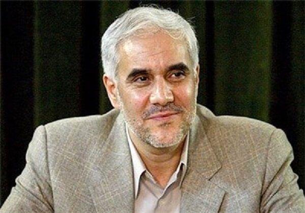 نامه مهرعلیزاده برای حضور در جلسه جبهه اصلاحات