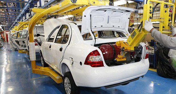 رشد شگفت انگیز تولید خودروهای دوگانه سوز