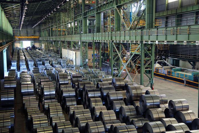 صادرات چشمگیر فولاد به رغم تحریم