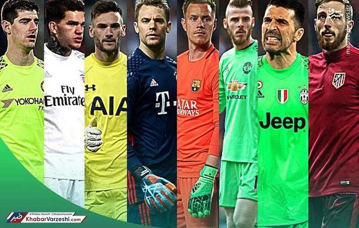 نامزدهای کسب جایزه بهترین بازیکن لیگ برتر مشخص شدند