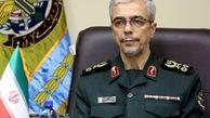 هشدار سرلشکر باقری به امریکایی ها و گروهک های شمال عراق