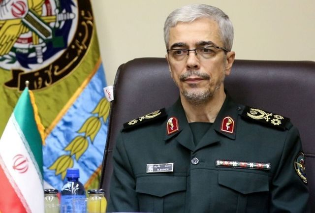 رئیس ستادکل نیروهای مسلح وارد روسیه شد