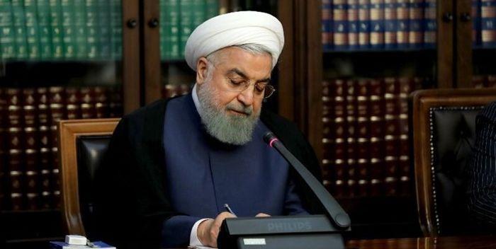 روحانی نامه به رهبری را تایید کرد