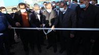 افتتاح خط جدید اکسیژن و کوره ذوب شرکت آریان فولاد