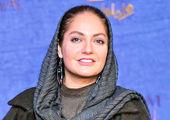 مهناز افشار به ایران بازمی گردد + عکس