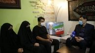 نخستین روزکاری قاضی زاده هاشمی در بنیاد شهید + عکس