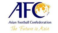 لغو مراسم برترینهای فوتبال آسیا