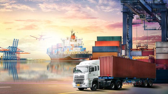تاثیر قدرت کشورهای همسایه بر میزان تجارت خارجی ایران
