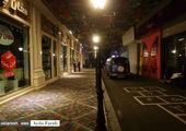تصاویر/ شب های کرونایی دربند