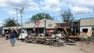 بیش از ۴۰ نفر قربانی طوفان آیدا شدند