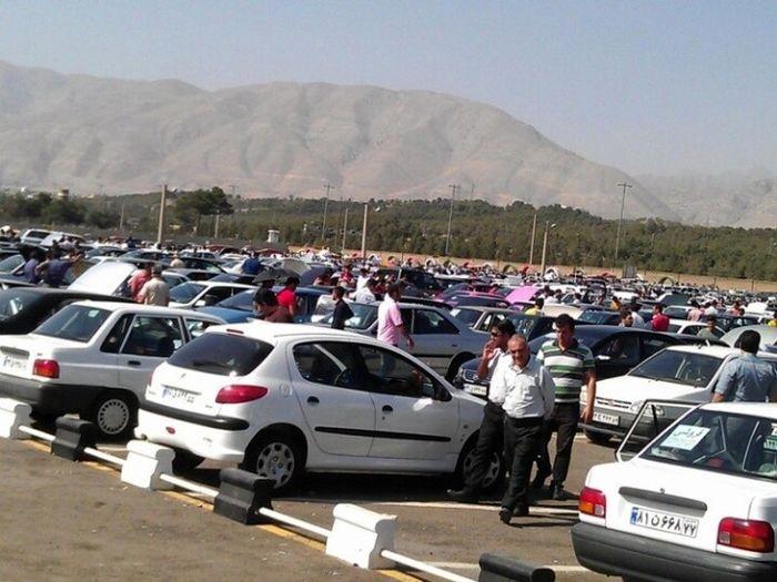 قفل سنگین در بازار خودرو!