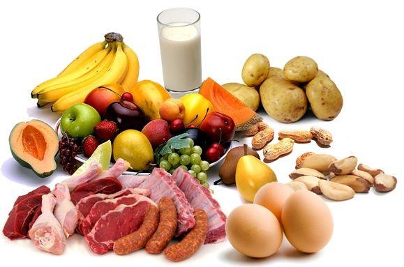 چشم انداز منفی گوشت، روغن و میوه