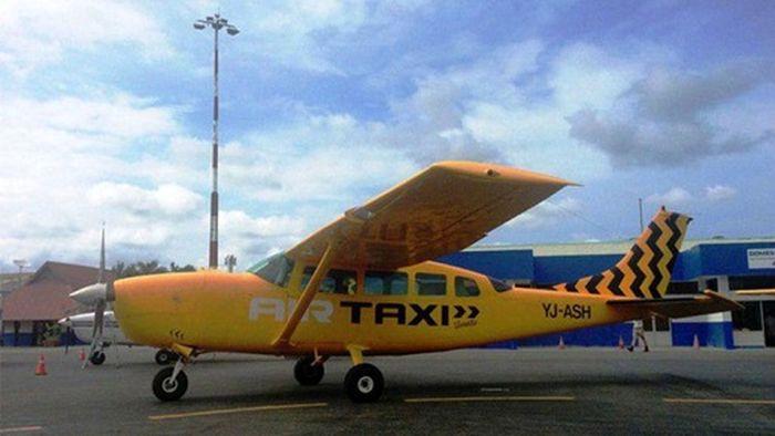 از راه اندازی تاکسی هوایی در کشور چه خبر؟