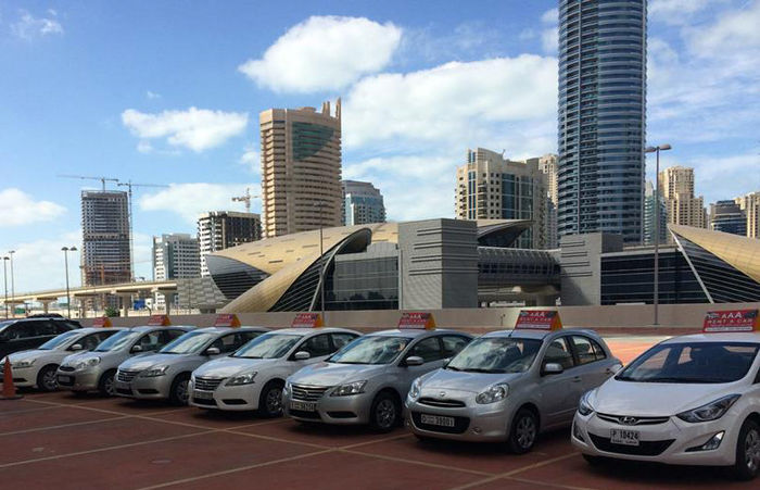 اجاره خودرو در دبی ارزان تر از تهران؟