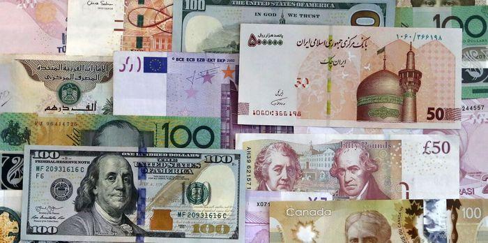 آخرین تغییرات قیمت رسمی ارز (۹۹/۱۱/۱۳)
