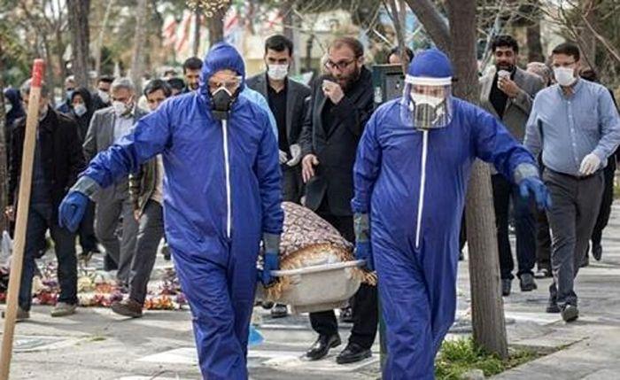 عوامل اصلی مرگ بیماران کرونایی در ایران
