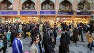 وضعیت عجیب و آشفته بازار شب عید