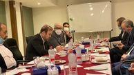 جلسه پیگیری طرح های توسعه ای در فولاد هرمزگان