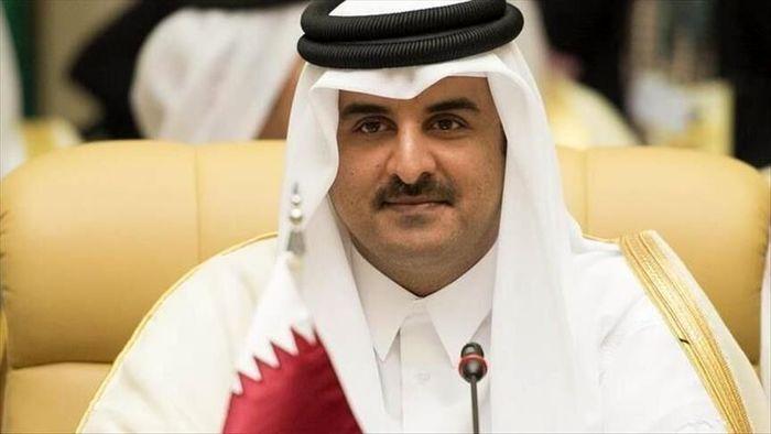 گفت و گوی تلفنی امیر قطر و رییس جمهوری منتخب ایران