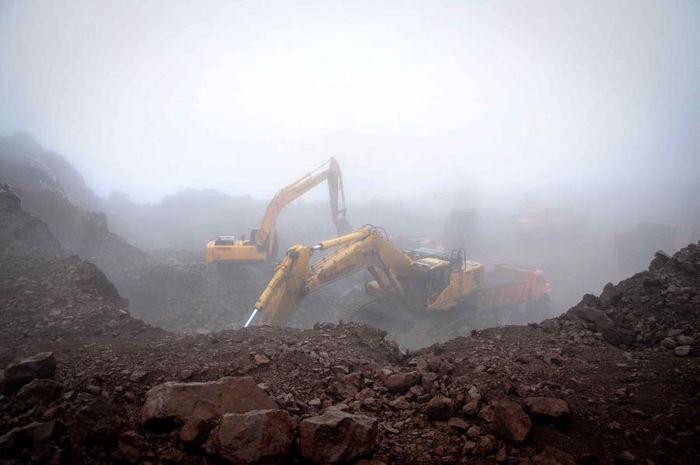 رشد ۵۷ درصدی استخراج در سنگان