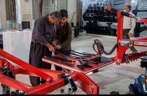 تصاویر / سفر مجازی به هشتمین نمایشگاه دام و طیور کرمانشاه