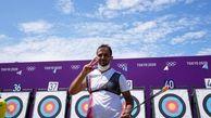 المپیک توکیو؛ وزیری باخت و حذف شد
