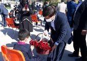 خبرهای خوش جهرمی برای مدارس بدون اینترنت و شبکه شاد + فیلم