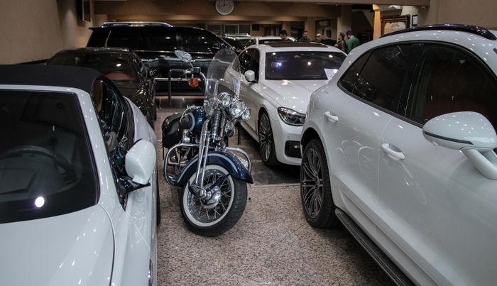 نمایشگاه های خودرو از شنبه تعطیل می شوند