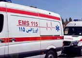 حمله وحشتناک این اوباش به آمبولانس + عکس