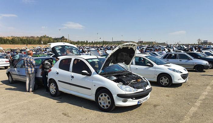 جولان گرانی در بازار خودرو!