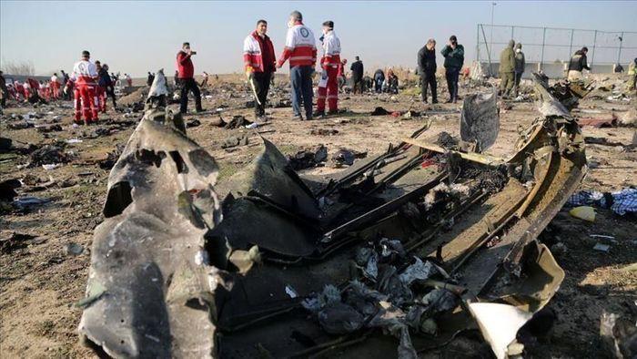 جزییات جدید از سقوط هواپیمای اوکراینی
