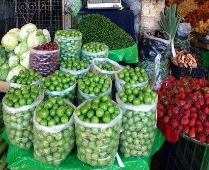 گوجه سبز کیلویی خدا تومن!
