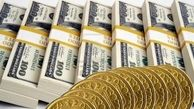 بازدهی دلار بهتر است یا سکه؟ / آمار جدید