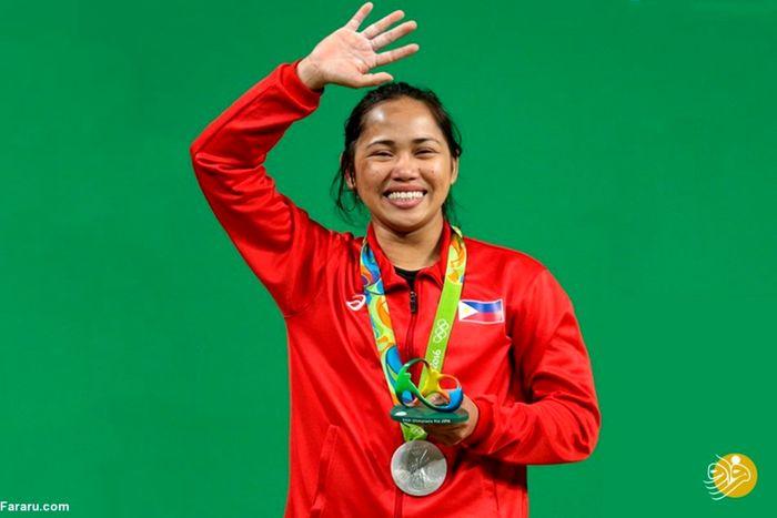 این زن در المپیک میلیاردر  شد