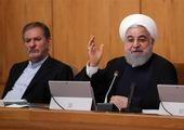 روحانی:کالاهای اساسی به میزان کافی تامین شده است