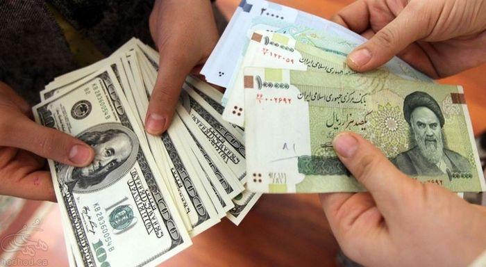 قیمت دلار در بازارهای مختلف (۱۴۰۰/۰۴/۲۳)
