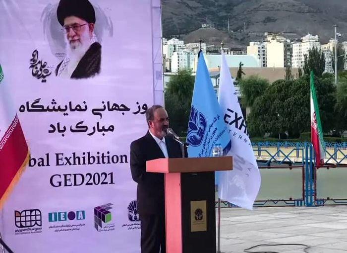 خبر خوش زمانی از موفقیت زودهنگام ایران در اکسپو ۲۰۲۰