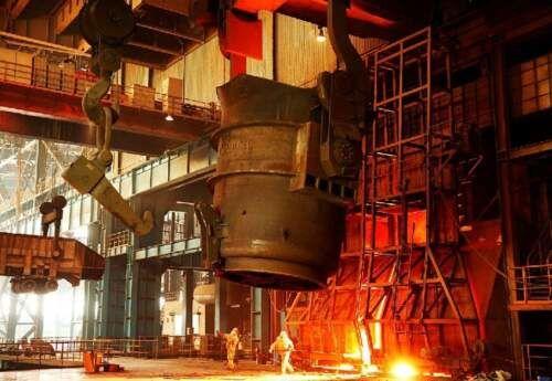 تاثیر قطعیهای مکرر برق بر تولید ذوب آهن