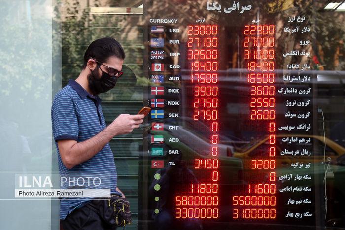 تاثیر بورس بر قیمت دلار در هفته آینده