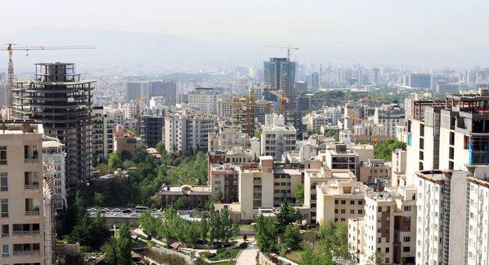 قیمت رهن کامل آپارتمان در مناطق مختلف تهران + جدول