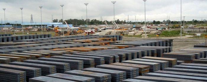 معامله ۲۵۸۰۰ تنی تختال فولادی در بورس کالا