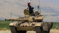 یگان زرهی ارتش در مرزهای اردبیل مستقر شد