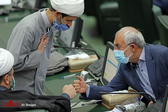 تصاویر/ اولین جلسه علنی مجلس ۱۴۰۰ برگزار شد