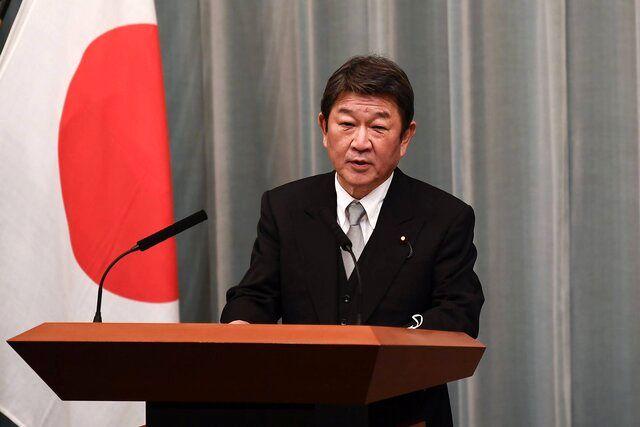 وزیر امور خارجه ژاپن به ایران سفر می کند
