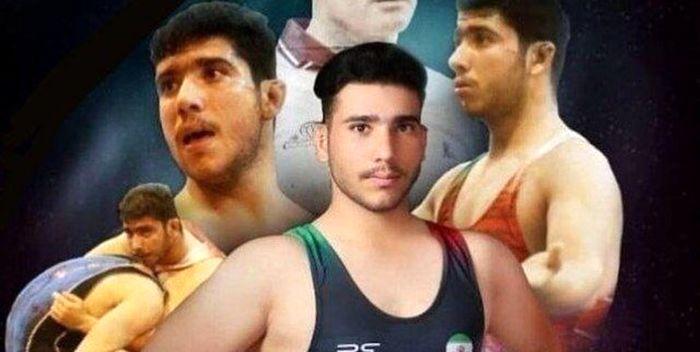 درگذشت ناگهانی ملیپوش کشتی فرنگی ایران