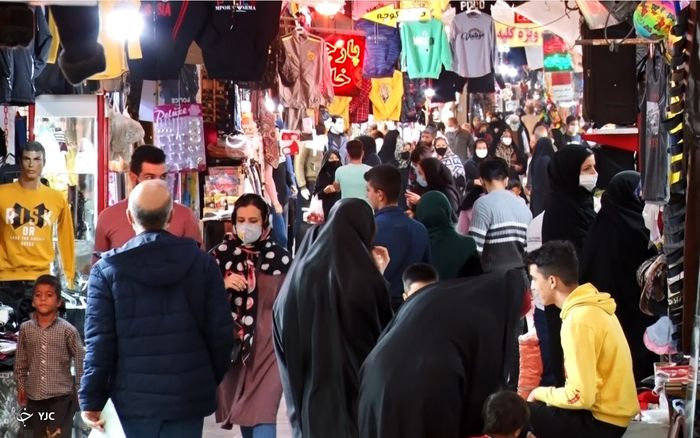 بازار داغ خریدهای شب عید با چاشنی مرگ!