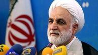 دستور ویژه اژهای برای بحران آب در خوزستان