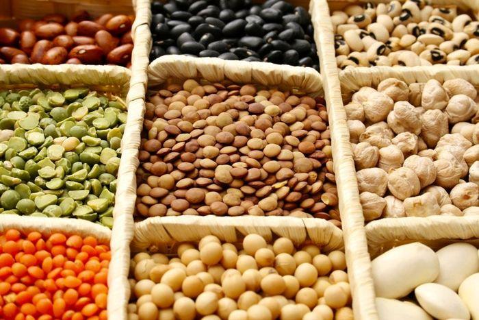 قیمت هر کیلو انواع حبوبات در بازار امروز (۹۹/۰۹/۰۲) + جدول