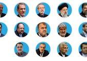بررسی صلاحیت کاندیداهای ریاست جمهوری به کجا رسید؟