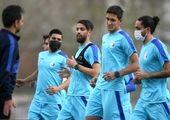 ترکیب فولاد برای بازی با النصر مشخص شد